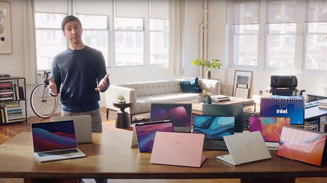 Apple'ı kaybeden Intel'den firmaya göndermeli reklamlar [İzle]