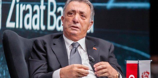 Beşiktaş Başkanı Ahmet Nur Çebi'den Fenerbahçe derbisi açıklaması!