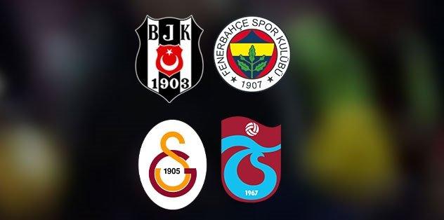 Beşiktaş Fenerbahçe Galatasaray ve Trabzonspor'dan Finansal Yeniden Yapılandırma açıklaması! İşte sözleşme detayları