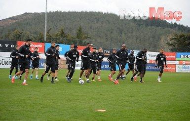 Son dakika spor haberi: Beşiktaş Fenerbahçe'ye bileniyor! Antrenmandan ilginç kareler...