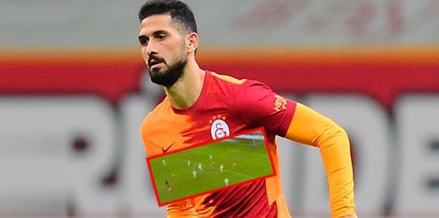Galatasaray – Çaykur Rizespor maçında Emre Akbaba'dan füze!