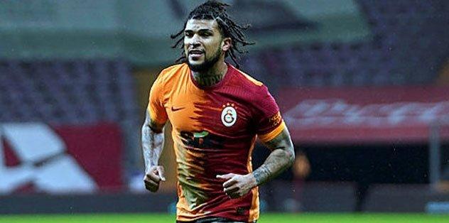 Galatasaray Rizespor maçında DeAndre Yedlin kırmızı kartla oyun dışında kaldı!