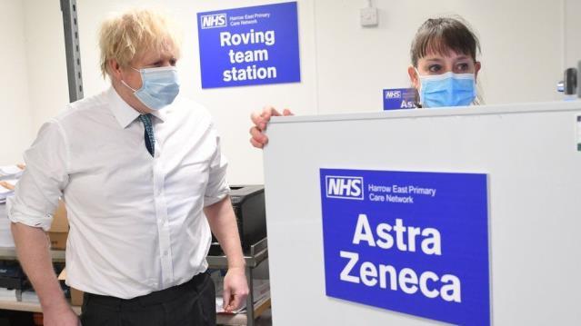 İngiltere tedarik sorunu yüzünden aşılamayı yavaşlatıyor