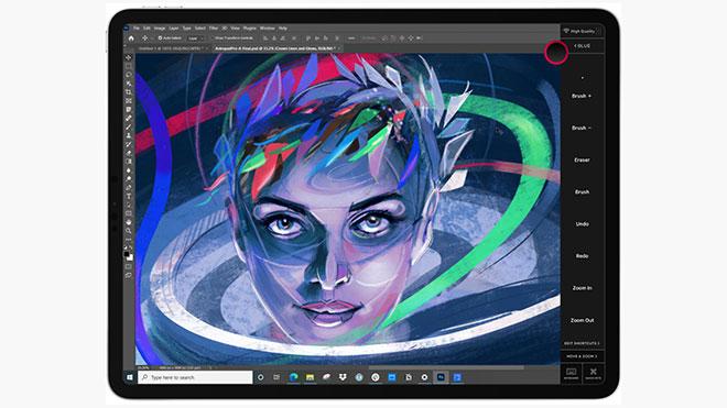 iPad'leri Windows PC'ler için çizim tableti haline getiren yeni yol