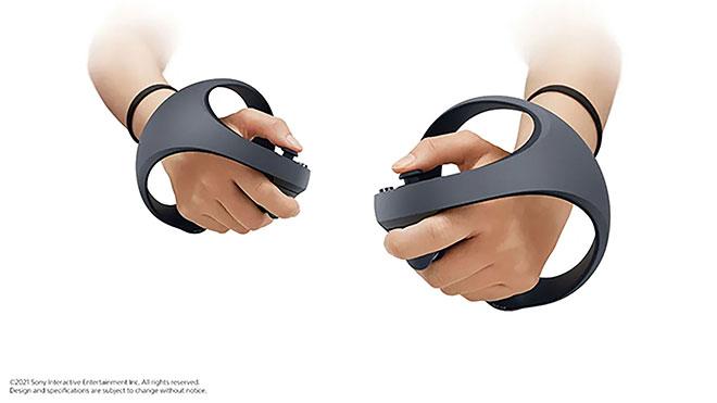 Karşınızda PlayStation 5 VR başlığı için hazırlanan kontrolcü