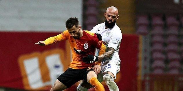 Son dakika spor haberleri: Galatasaray'da seri sonu! Aslan 17 yıl sonra evinde Rizespor'a yenildi