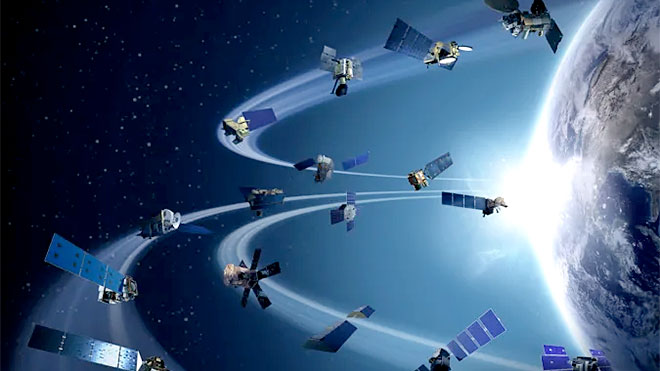 SpaceX ve NASA arasında kurulan uydu kaza ortaklığı