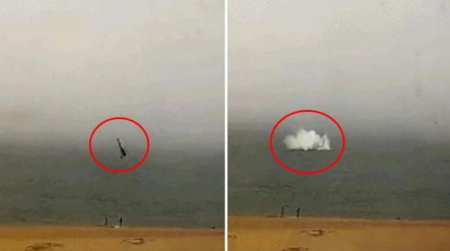 Turist taşıyan helikopter denize çakıldı: 3 ölü, 1 kayıp