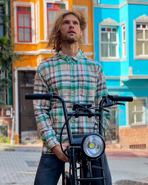 Nent elektrikli bisiklet
